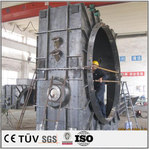 大型复杂结构件焊接加工,焊接结构件精加工成品