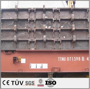 ガス/NCプラズマ切断機の大型溶接部品