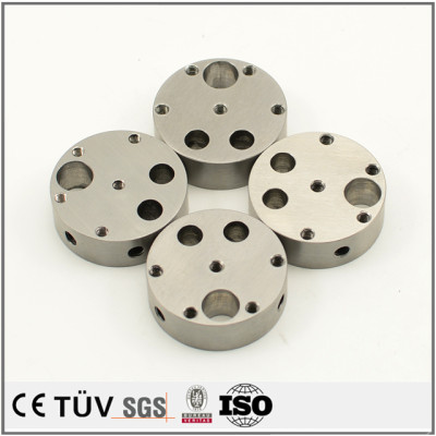 Precision CNC machining die steel parts