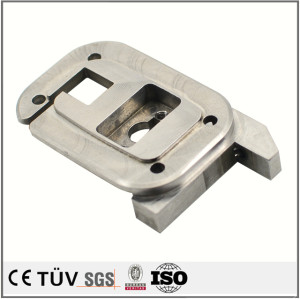 Precision CNC machining die steel parts