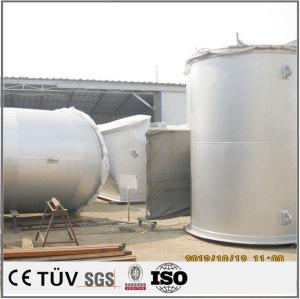 大型压力容器的密封焊接制作加工