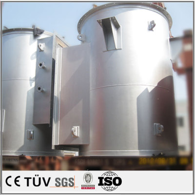 Manufacturing and Processing of Seal Welding for Large Pressure Vessels