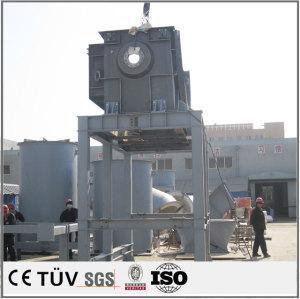 鋼鉄製(SS)の産業機械のベッド