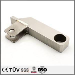 Professional welding service hand welding galvanized parts