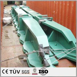 運送機設備用の精密な溶接した機械部品
