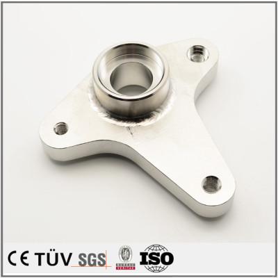 SUS304材质焊接加工、电解抛光表面处理
