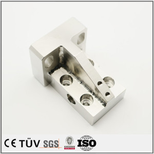 High precision SUS304 machine parts welding processing, used in packaging machine