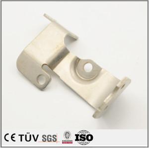Steel sheet metal CNC bending fabrication parts
