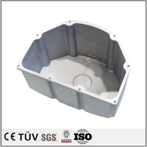 High precision sand casting technology working iron parts