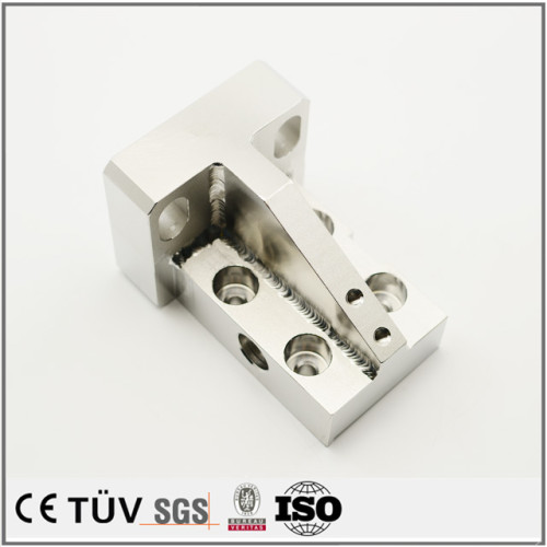 高精度SUS304机械部品溶接加工、パッケージング机器に応用