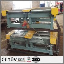 Large conveyor equipment welding processing, anticorrosive paint surface treatment