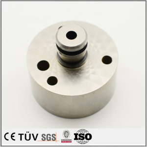 Made in China customized die steel CNC turning machined parts