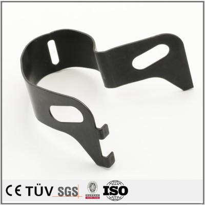 Custom sheet metal bending fabrication machine parts