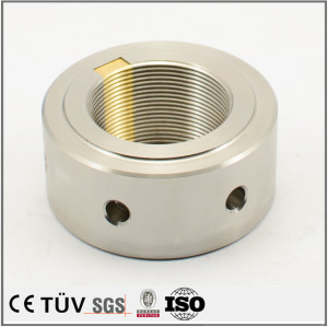 High quality OEM made CNC turning die steel machined parts