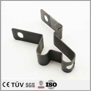 Advanced sheet metal bending machine processing high quality sheet metal frame parts