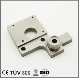 Hot sale customzied manual metal-arc welding fabrication service machining parts