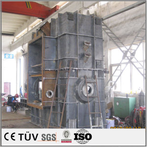 Provide large - scale structural welding processing services, steel structure welding
