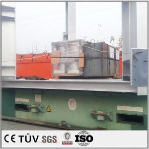 箱構造棚組立 溶接構造の生産
