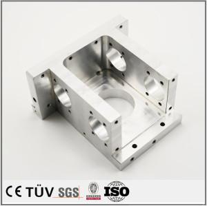 精密铝合金零部件加工   铝材质CNC数控加工