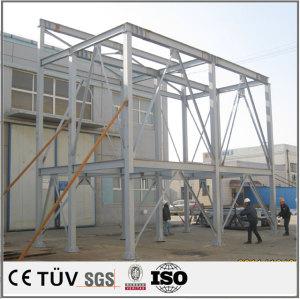 大型钣金焊接加工、自动化设备机架