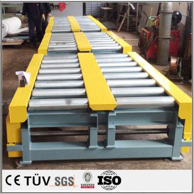 溶接加工部品 塗装、埋弧焊、気体保護溶接