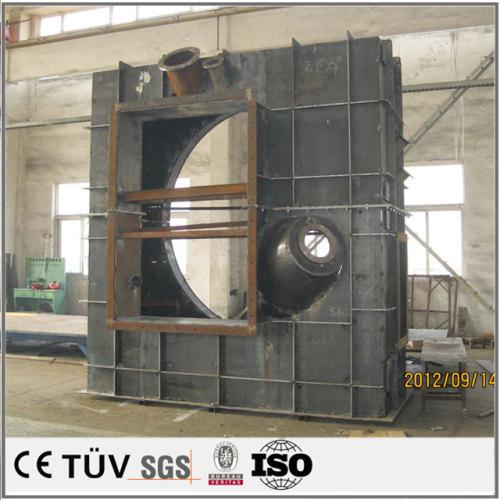 大型自動化設備ラック、台座、箱の製作