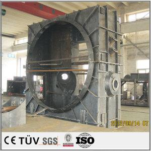 金属構造部品溶接 塗装、アルマイトス.テンレス大型構造部品の溶接  構造部品溶接 大型溶接部品