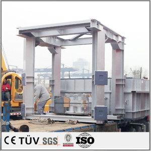 大型精密焊接加工,大型框架焊接加工