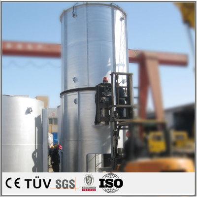アルマイト電気溶接機溶接方式 大型ステンレス溶接加工