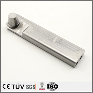 High precision fabrication service CNC machining high-speed steel parts