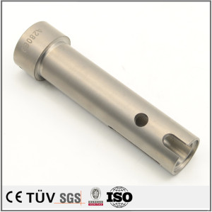 High precision gas nitriding service machining parts