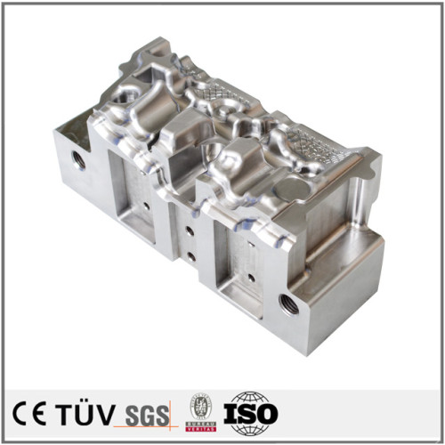 High precision SKD61 die casting die processing, used in auto parts processing