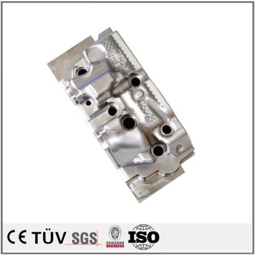 高精度SKD61ダイカスト金型加工、自動車部品加工に適用