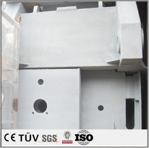 High precision large welding parts processing, large metal parts welding processing