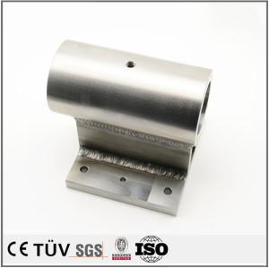 Manual metal-arc welding service processing parts