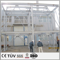 Automatic equipment rack welding processing, China large welding processing