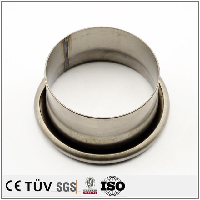 OEM tube laser cutting service steel fabrication sheet metal parts