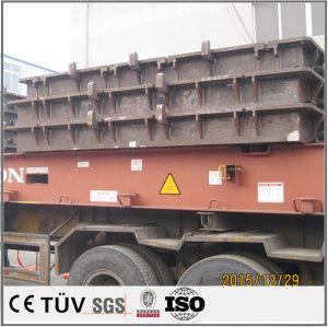 大型曲管焊接,大型机械焊接