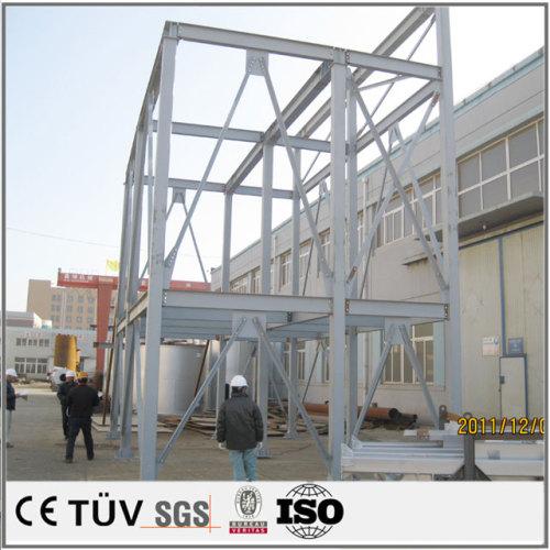 大型不锈钢架焊接,自动化焊接加工
