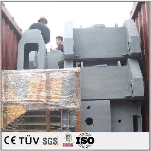 精密板金カバー加工 大型自動化設備ラック、大型ラック溶接