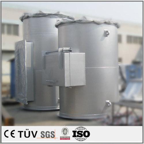 ラック溶接、大型溶接加工