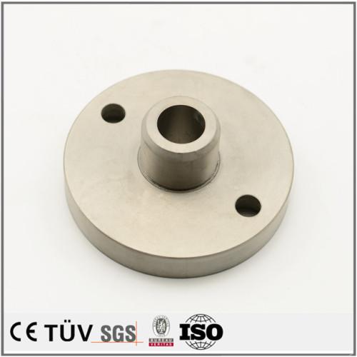 ガス窒化処理 精密機械部品 窒化処理 研磨加工 NC旋盤加工