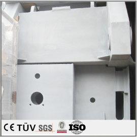 溶接プレート フレーム溶接 精密板金カバー加工 大型自動化設備ラック、大型ラック溶接
