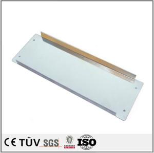 Custom fabrication metal sheet machining custom metal box parts
