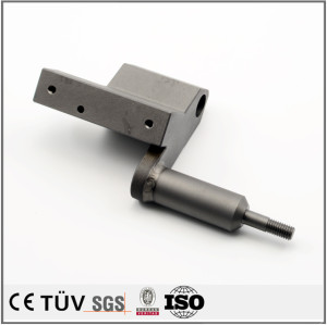 High quality customized phosphate treatment service machining components