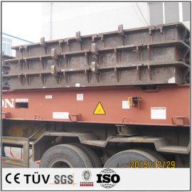 大規模な機械板材加工スラブ溶接機溶接加工機加工.大型自動化箱の製作