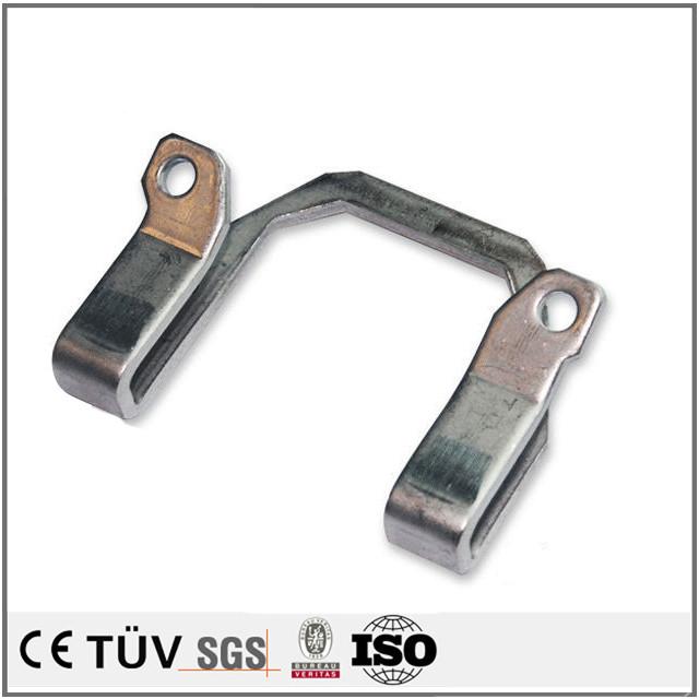 Carbon steel elevator metal bending sheet clip parts