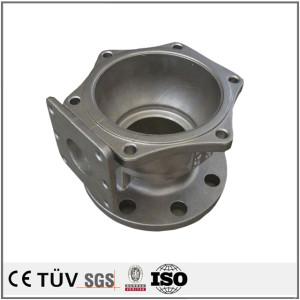 Slipcasting fabrication service machining iron,aluminum,steel parts