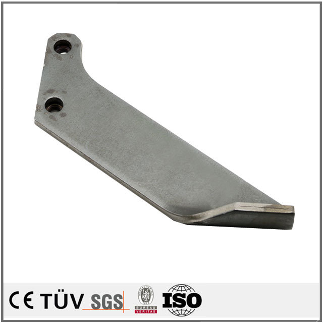 Aluminum cutting fabrication thick plate bending edges sheet metal parts