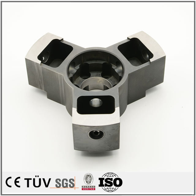 High quality customized heat treatment service machining parts
